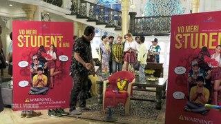 Anup Jalota & Jasleen Matharu At Mahurat Of The Film 'Vo Meri Student Hai'