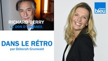 Dans le rétro | Richard Berry sur le don d'organes