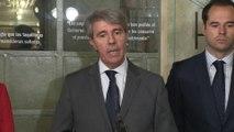 """Garrido espera que """"obras de emergencia"""" de Gran Vía terminen en 2020"""