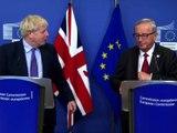 Boris Johnson urges MPs to back his 'brilliant' new Brexit deal