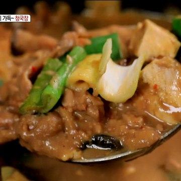 [TASTY] Old and fresh Cheonggukjang , 생방송오늘저녁 20191017