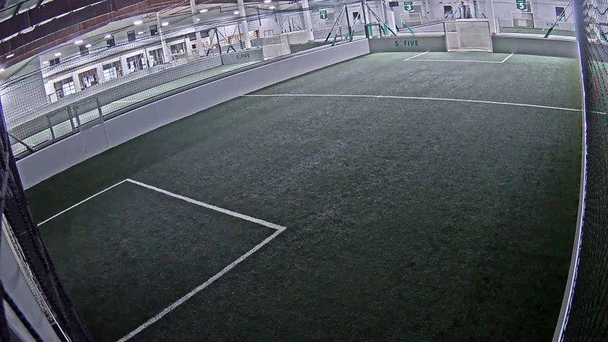 10/17/2019 08:00:01 - Sofive Soccer Centers Brooklyn - Maracana
