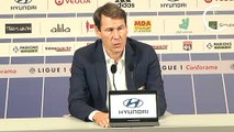 OL : Rudi Garcia et sa rencontre avec les supporters