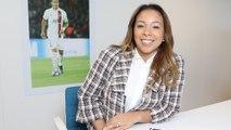 Isabelle Silva : « A la maison c'est moi le capitaine... pas Thiago ! »