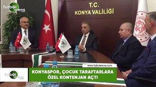 Konyaspor, çocuk taraftarlara özel kontenjan açtı