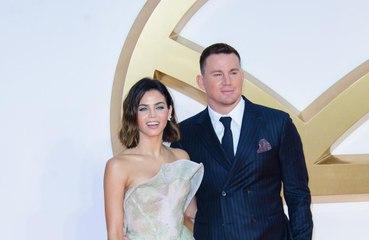 Channing Tatum ve Jenna Dewan resmen boşandı