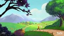 The Bravest Knight Official Trailer • A Hulu Original