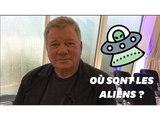 """Le Capitaine Kirk de """"Star Trek"""" croit-il aux extraterrestres ?"""