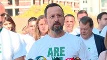Birraria e Shkupit organizon aksion për pastrimin e Vardarit