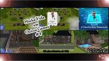 Minha Vida em Outros Jogos #4 - Minha Vida no The Sims Histórias da Vida (Jéh Dias)