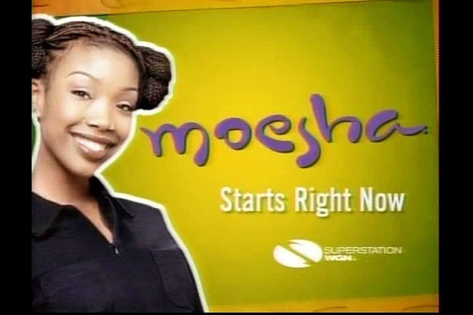 Moesha S06E07 - The Nutty Moesha