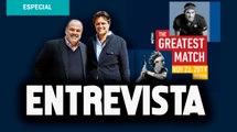 Federer en México es como traer a Jordan o Phelps, presume MexTenis