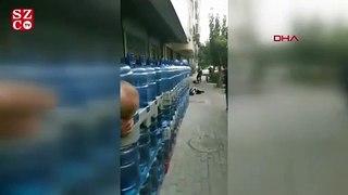 Birgül, sokak ortasında katledildi