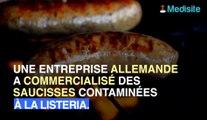 Listeria : ces saucisses contaminées ont déjà fait trois morts
