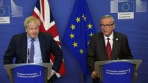 O novo acordo sobre o Brexit