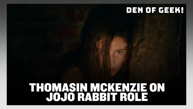 Thomasin McKenzie Discusses Her Role in Jojo Rabbit
