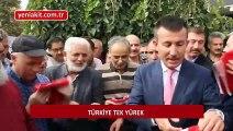Altındağ İlçe Belediye Başkanı Asım Balcı:  Vatanı olmayanın imanı olmaz.