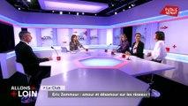 Eric Zemmour: amour et désamour sur les réseaux sociaux! La chronique de Caroline Deschamps
