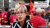 Les agents EDF s'opposent à un projet de réorganisation
