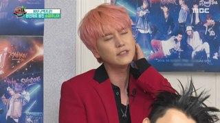 [HOT] Super Junior if it's entertainment, 섹션 TV 20191017