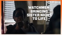 Watchmen (2019) - Regina King and Nicole Kassell Interview
