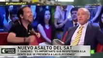Pablo Iglesias desvela el programa económico de Podemos en 25 segundos