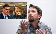 Pablo Iglesias: un caradura que miente más que habla