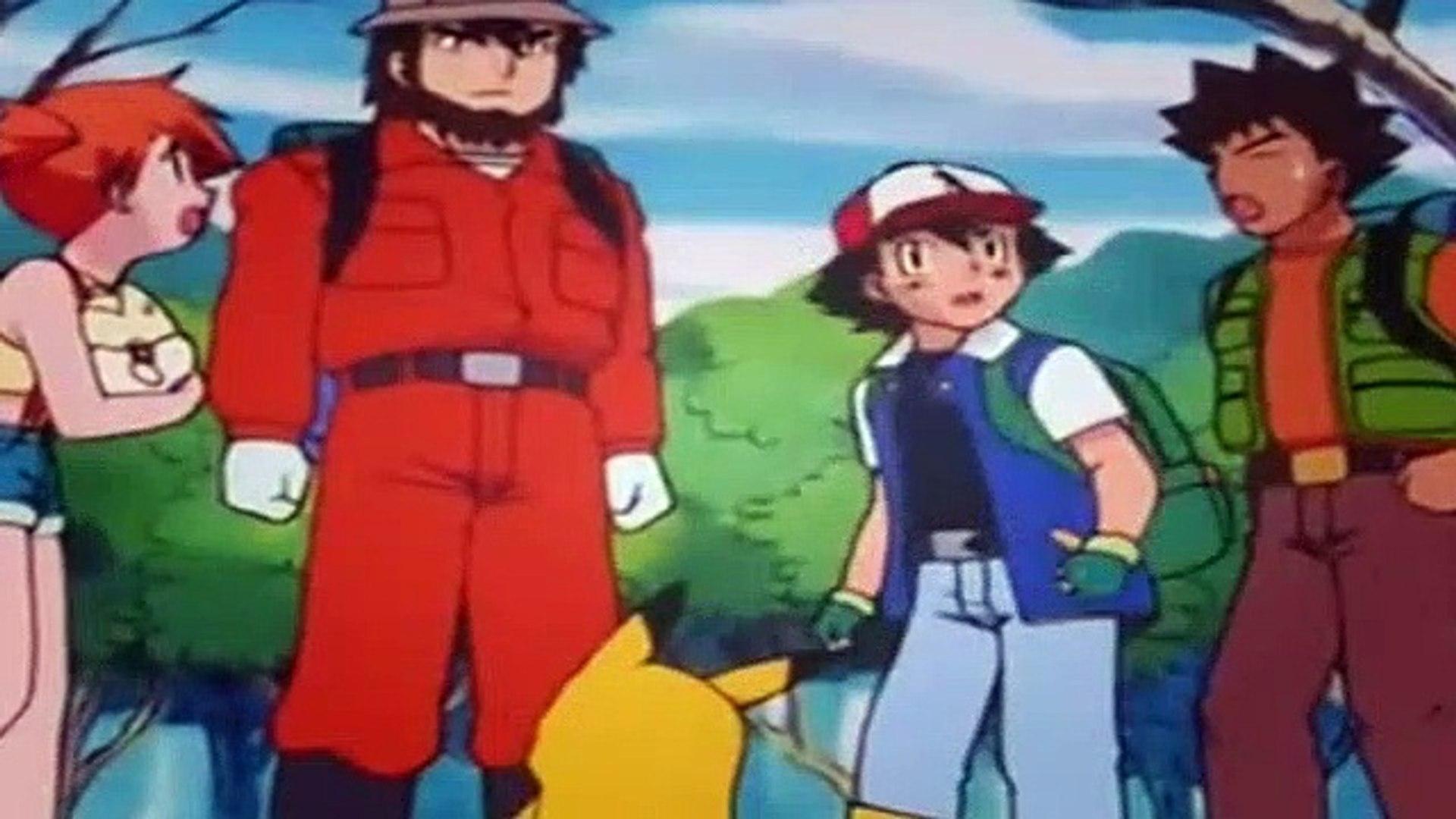 Pokemon S03e03 A Sappy Ending Video Dailymotion