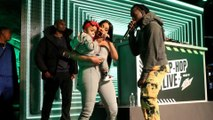 Cardi B and Offset's daughter Kulture makes stage debut