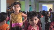 Las mujeres rurales rompen el ciclo de la desnutrición infantil en la India