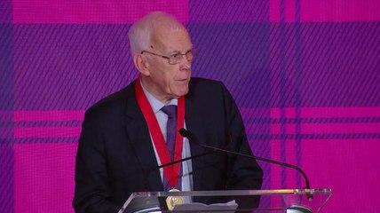 Sir Ian Wood's Carnegie Medal of Philanthropy Speech