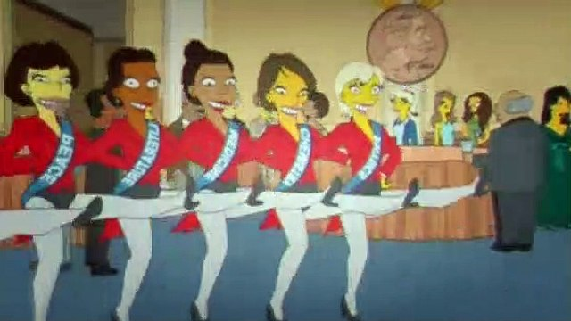 The Simpsons Season 28 Episode 2 Friends and Family