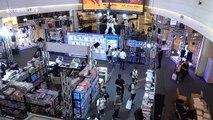 Gundam robots displayed in Bangkok as popular sci-fi series marks 40 year anniversary