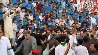 Shaukat Ali Yousafzai in trouble
