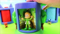 PJ MASKS Toys Transform Into BABIES With Disney PJ Masks Surprises Pj Masks Toys Transform