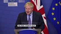 Marrëveshja për Brexit-in, Johnson: Sfida e radhës në 'shtëpi'