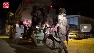 Milli Savunma Bakanlığı, Barış Pınarı Harekatı bölgesinden yeni görüntüler paylaştı