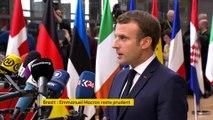 """Les eurodéputés LREM veulent créer une """"haute autorité de la transparence au niveau européen"""", annonce Stéphane Séjourné"""