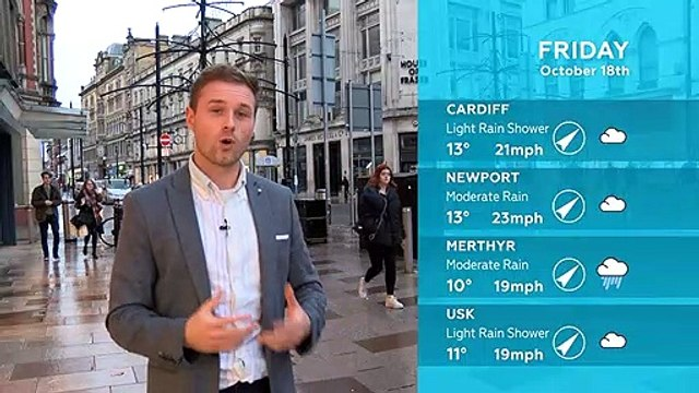WEATHER: October 18th 2019