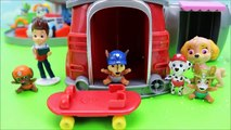 Paw Patrol Toys Transform Into Babies Learn Colors Toys For Kids