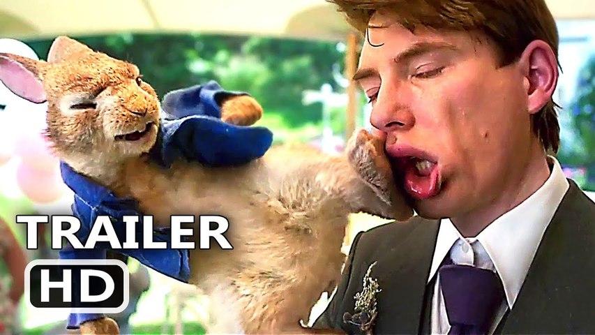 PETER RABBIT 2 Official Trailer