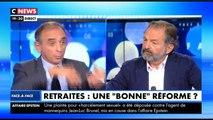 Eric Zemmour VS Denis Olivennes