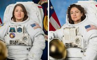 NASA's First All-female Spacewalk Is Finally Happening