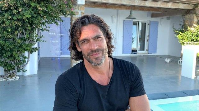 Excuse Me While I Faint Listening to Greece's Hottest Actor Speaking Spanish in El Señor de los Cielos