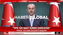 Son dakika! ABD ile kritik görüşme sonrası Çavuşoğlu'ndan önemli açıklama: Bu bir ateşkes değil