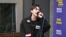 "[IDOL RADIO] 디원스 우진영&박우담이 부르는 ""나는 나비""♬♪"