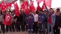 Erzincan'da DEMARD'tan Mehmetçiğe destek
