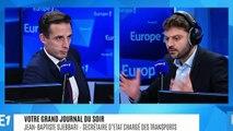 """Jean-Baptiste Djebbari ne veut pas """"attendre 80 ans pour mettre en place une réforme des retraites"""""""