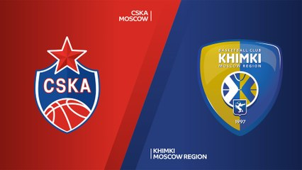 EuroLeague 2019-20 Highlights Regular Season Round 3 video: CSKA 99-86 Khimki