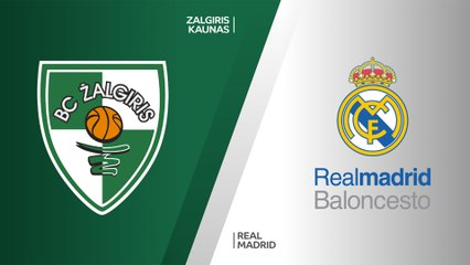 EuroLeague 2019-20 Highlights Regular Season Round 3 video: Zalgiris 86-73 Madrid